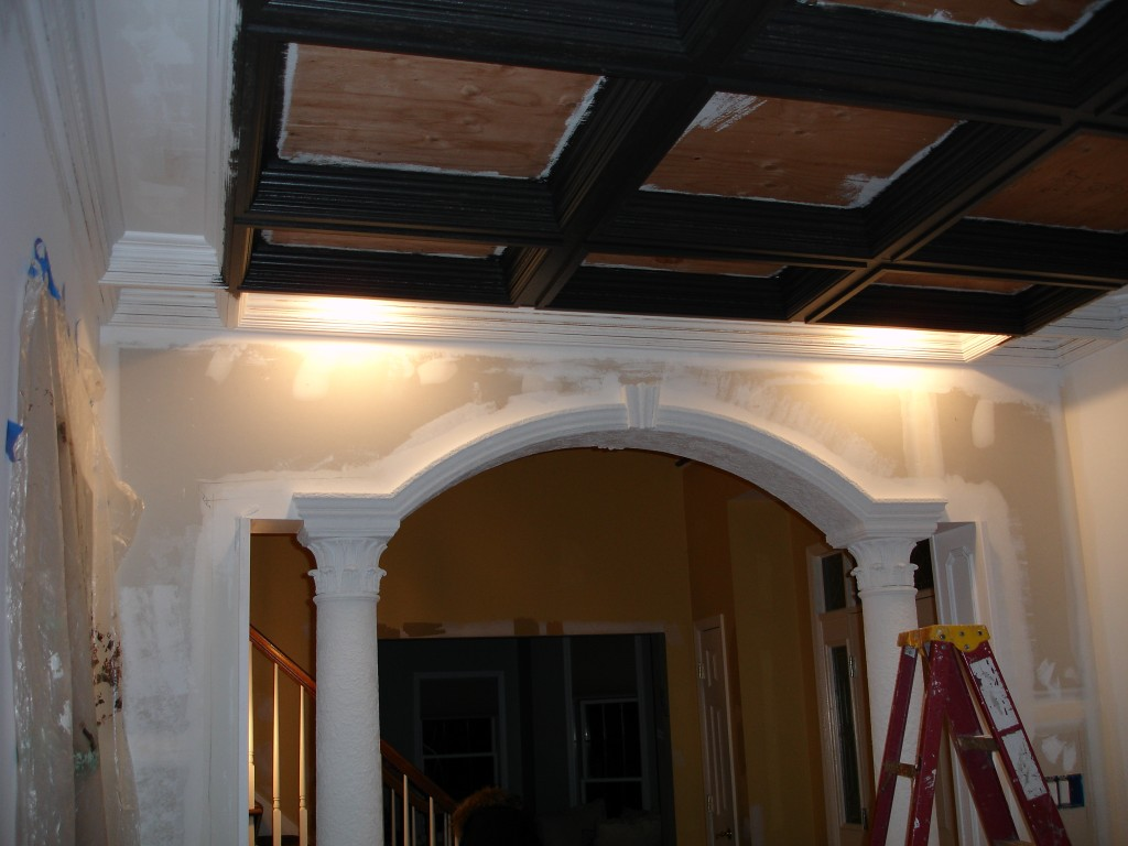 arch and coffered process by sandi billingsley