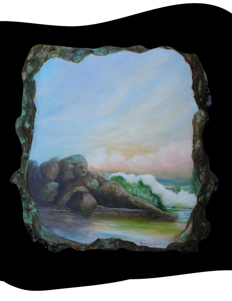 mother ocean by sandi billingsley