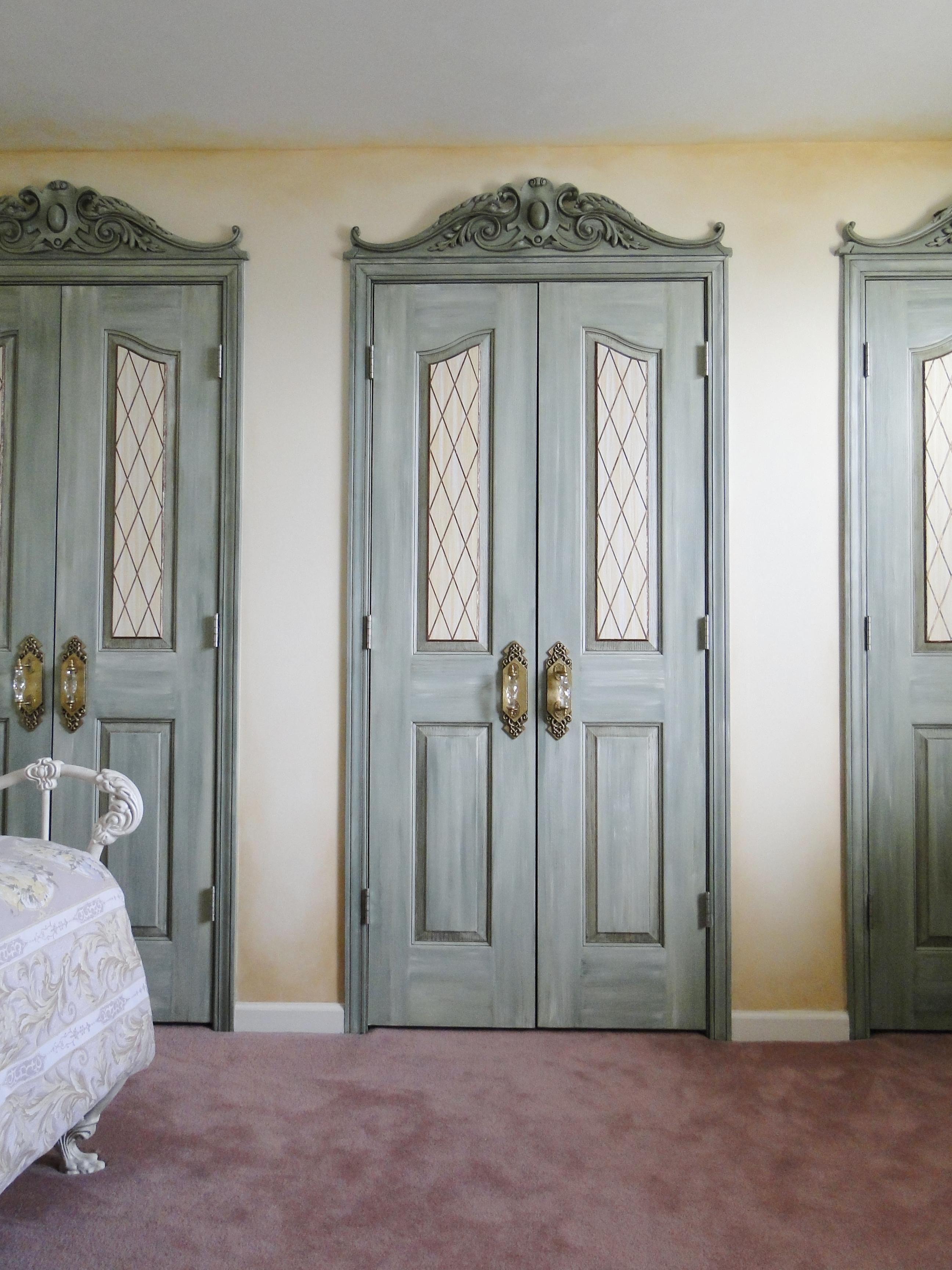 doors 1 & August | 2016 | Studio Sandi